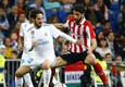 Real Madrid vs Athletic Bilbao (ANSA)