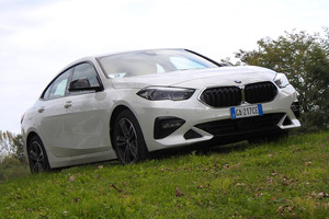 Bmw 218i Gran Coupe? (ANSA)