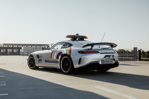 F1, la safety car si rinnova  (ANSA)