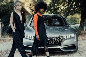 DS Automobiles a Paris Fashion Week con mostra fotografica (ANSA)