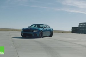 Dodge Charger SRT Widebody–Look da Fast & Furious! (ANSA)