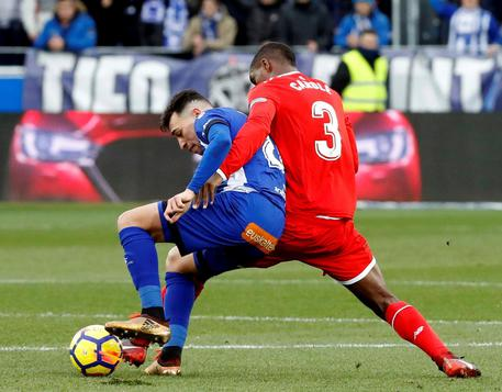 Alaves vs Sevilla © EPA