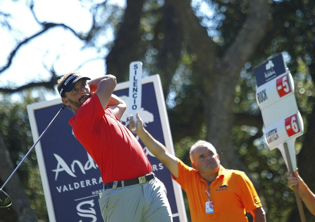 Golf Andalucia Valderrama Masters [ARCHIVE MATERIAL 20171021 ] (ANSA)